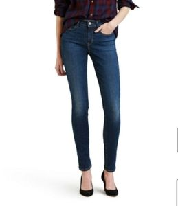 Levi's The Original Jean Mid Rise Skinny Size 6M